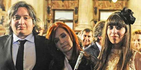Las barras bravas de Cristina Kirchner y los suyos
