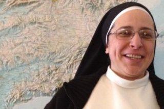"""Sor Lucía Caram: """"Jesús pasó por este mundo quitando cruces, no poniéndolas"""""""