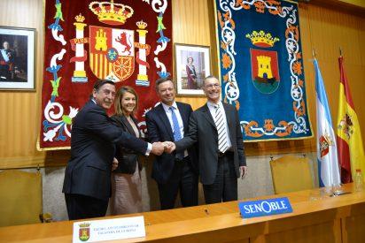 Senoble inaugurará su nueva factoría en Talavera en abril de 2013