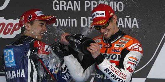 Un monólogo de Casey Stoner en el Gran Premio de España