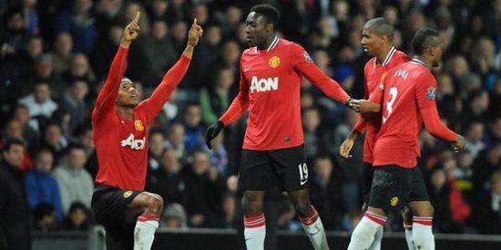 El Manchester United refuerza su liderato tras vencer al Blackburn
