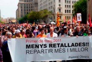 """Movimientos obreros catalanes piden """"una actitud reivindicativa"""" por los trabajadores"""
