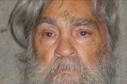 La imagen de Charles Manson, el 'demonio' que asesinó a Sharon Tate