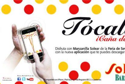 """Barbadillo renueva su campaña """"La Pareja Perfecta"""" para la Feria de Sevilla, y presenta la aplicación ICaña y un concurso de fotografías de Solear en Facebook"""
