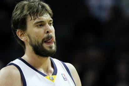Los Grizzlies de Marc Gasol no pueden con los Spurs (107-97)
