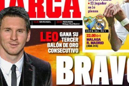 """Emilio Pérez de Rozas, en 'El Partido de las 12': """"En 'Marca' están muy orgullosos de haber hecho portadas de Messi y el Barça, pero hay gente que dice que eso ha dañado a la difusión del periódico"""""""