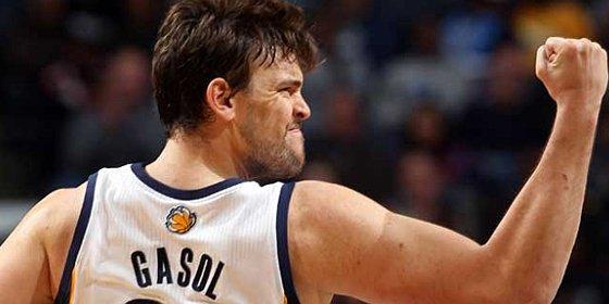 Marc Gasol y Mayo dan el triunfo a los Grizzlies ante los Thunder