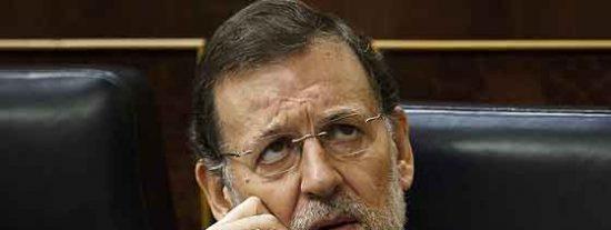 El Gobierno Rajoy se desgasta a toda prisa pero el PSOE no capitaliza el descontento social