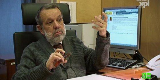 """Marugán (ex tesorero del PSOE): """"La banca ha prestado dinero a algunos partidos sabiendo que no se lo iban a devolver"""""""