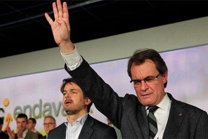 """Mas amenaza con una """"reacción muy fuerte"""" si el Gobierno interviene Cataluña por incumplir el déficit"""