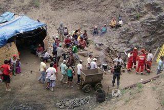 Perú solicita el apoyo de expertos para rescatar a nueve mineros atrapados