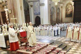 """Osoro, a los sacerdotes: """"Nadie puede prestar en lugar nuestro ni sustituirnos"""""""