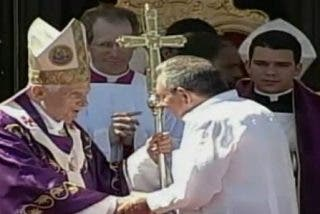 Benedicto XVI aboga por un futuro de paz y fraternidad para México y Cuba