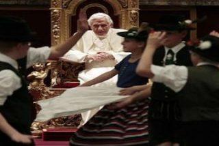 """Benedicto XVI: """"Estoy ante la etapa final de mi vida, y no sé lo que me espera"""""""