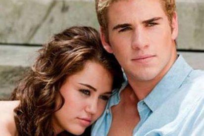 La ira del novio de Miley Cyrus tras ver sus fotos sin ropa interior