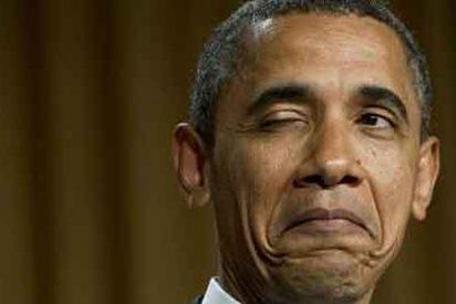 El presidente Obama se burla de si mismo y de los republicanos