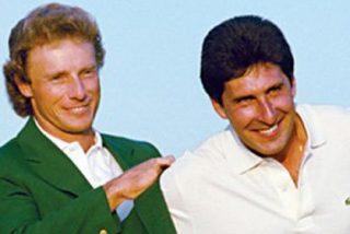 10 de abril de 1994: el día que Olazábal firmó una de las páginas más brillantes del golf español
