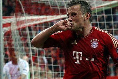 El Bayern de Munich derrota al Olympique y ya espera al Real Madrid