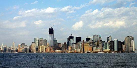 El One World Trade Center es ya el edificio más alto de New York