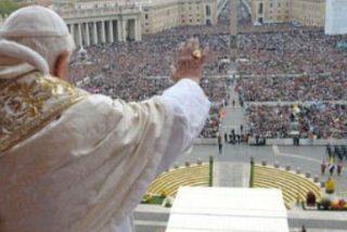El Papa Benedicto no está solo