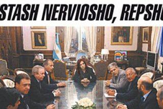 Los medios kirchneristas recurren al nacionalismo antiespañol en plena crisis bilateral por la posible expropiación de YPF