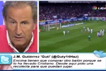 """Guti se mofa en Twitter de los atléticos y Petón insinúa su embriaguez y se encara con Siro López: """"Eres un manipulador"""""""