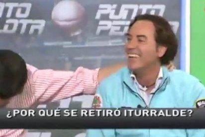 Pipi Estrada lleva el humor a 'Punto Pelota' desvelando una fiesta sorpresa que la RFEF prepara a Iturralde González