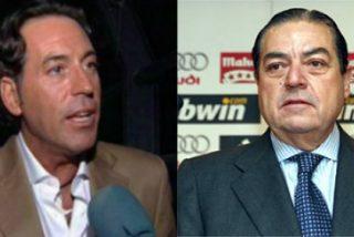 """Pipi Estrada anuncia la candidatura a la presidencia del Madrid de Vicente Boluda, y el aludido entra en 'Punto Pelota' y lo desmiente: """"Es una barbaridad de un calibre espectacular"""""""