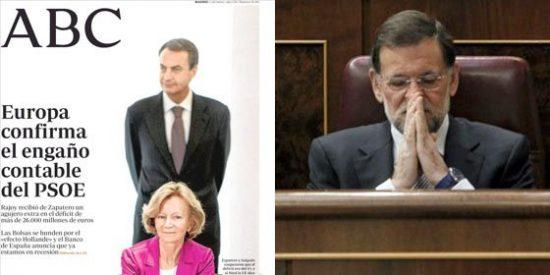 El PSOE quiere movilizar a los españoles que ha arruinado