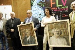Blázquez recoge el premio de la crítica de Castilla y León concedido a Olegario