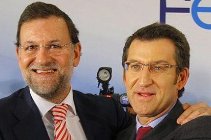 ¿Saldrá en la foto Feijóo con De Guindos, Soraya y Margallo?