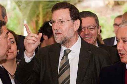 Rajoy culpa al PSOE de la crisis y no espera ninguna ayuda 'de ellos'