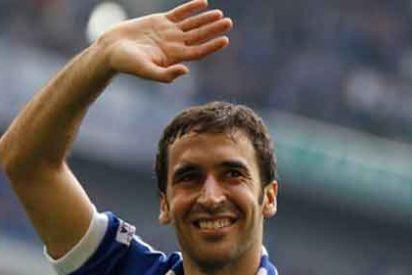 El Schalke 04 organiza un fastuoso homenaje de despedida a Raúl