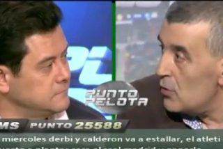 """Tomás Roncero: """"Yo el derbi lo considero un entrenamiento con público"""""""