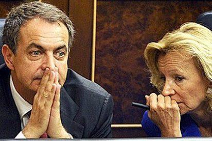 Denuncian a ZP y Salgado por ocultación, falsedad y daños a la economía