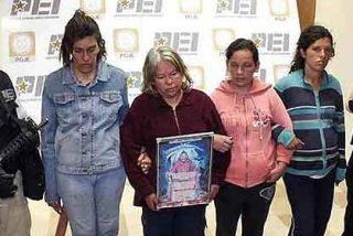 Una familia sacrifica a tres parientes en ofrendas a la Santa Muerte