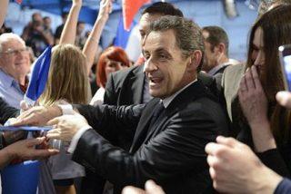 """Sarkozy acusa a la Unión Europea de """"haber debilitado a las naciones"""""""
