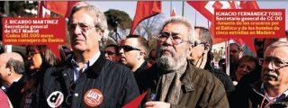 Los proletarios UGT y CCOO copan los consejos de organismos públicos