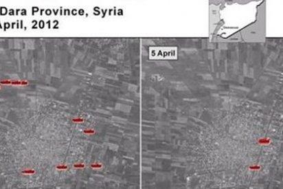 EEUU deja en evidencia a la ONU con imágenes de la represión en Siria