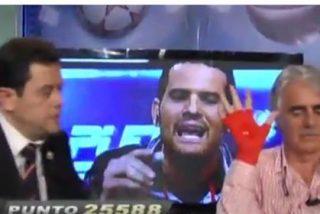 """Siro López se burla de los tertulianos del Barça en 'Punto Pelota' y termina chocando con Josep Pedrerol: """"Aquí hemos aguantado muchas cosas y tú nunca te has indignado"""""""