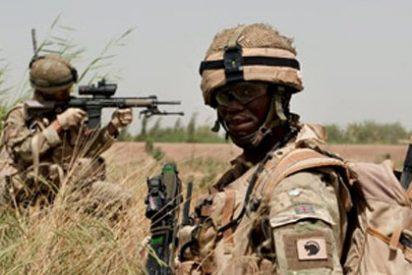 Los soldados británicos llevarán uniformes de tela inteligente