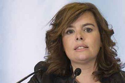 """""""Si dejase el país como el PSOE me daría vergüenza salir de casa"""""""