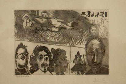 La Iglesia ortodoxa rusa condena la erótica exposición de Picasso Suite 347