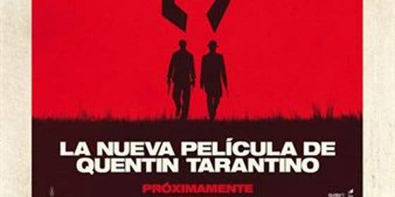 Primer cartel de 'Django Unchained', la última película de Tarantino