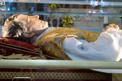 Una reliquia de San Juan Bosco recorrerá las casas salesianas de España