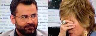 """Jorge Javier Vázquez a Milá: """"Que no condenes a Pepe (GH) me mosquea como cuando Carmen Martínez-Bordiú no condena el franquismo"""""""