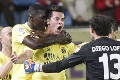 Un gol 'in extremis' de Hernán Pérez acerca al Villarreal a la salvación