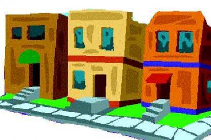 ¿Por qué comprar una casa si puede tener la aldea entera?