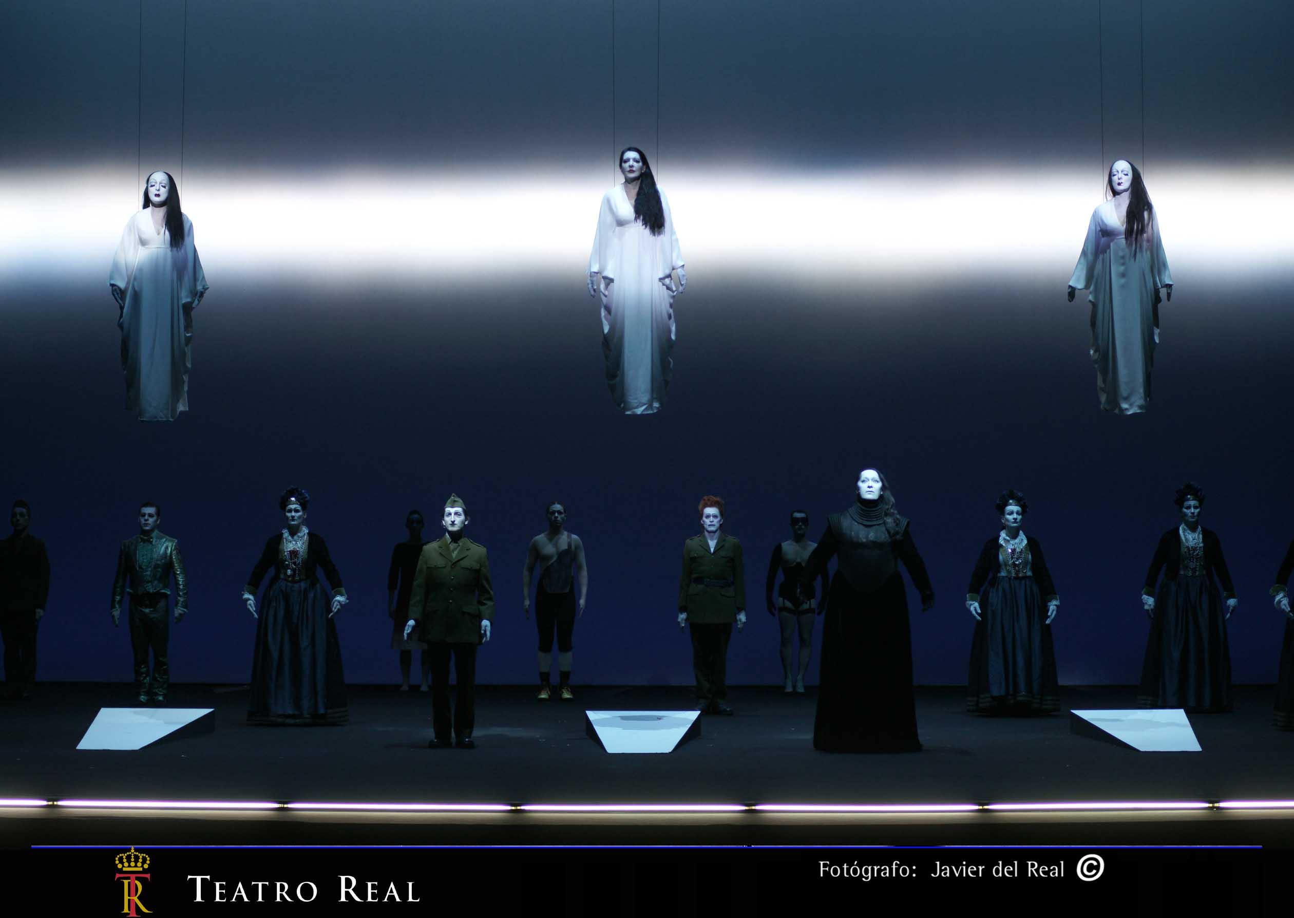 ¿Ópera o antiópera? Revuelo en el Real