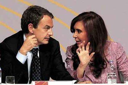 El PSOE se pone tibio con Kirchner en el expolio a Repsol